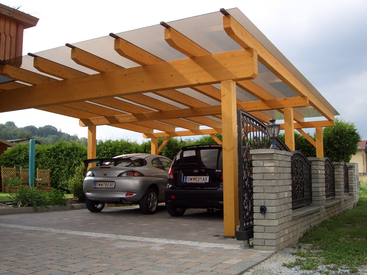 Glasdach glaserei weitzer for Carport one